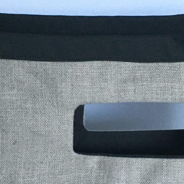 Linen Shopper Bag - embroidered flowers - 198DAE46 E32D 4E7E A231 2224C34895D5 rotated