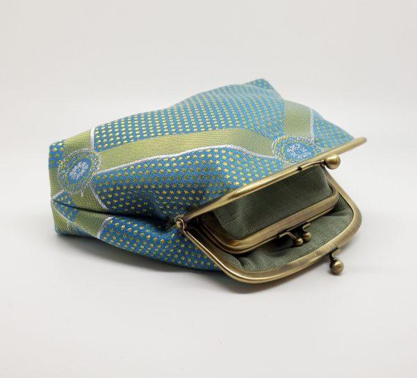 Green Blue Clutch Bag - 20201007 214315