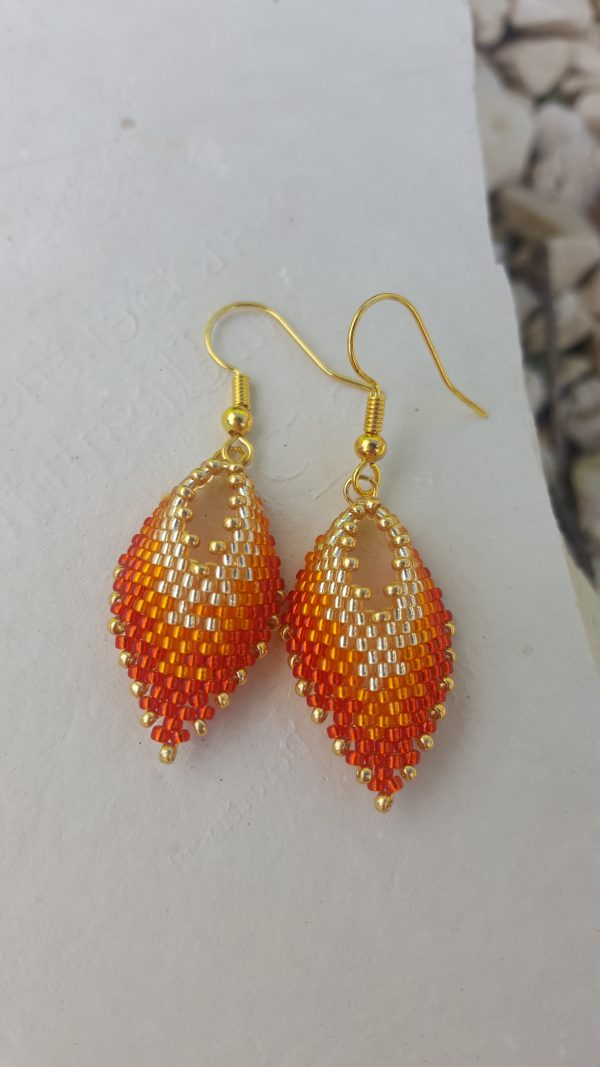 Ombre Autumnal Earrings