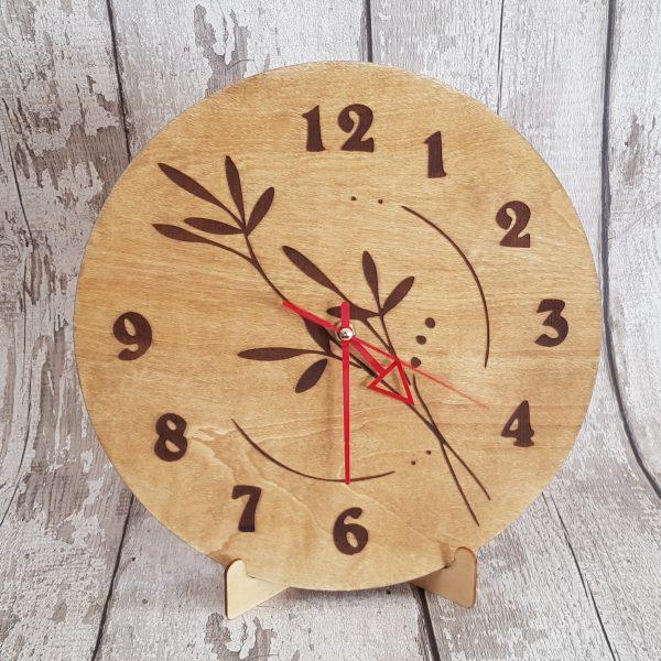 Handmade Oak Clock - 20201025 155621