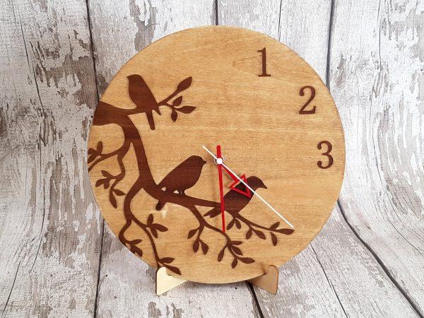 Handmade Oak Clock - 20201025 155824