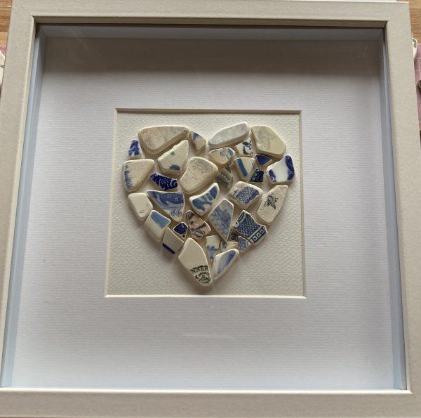 Blue Sea Pottery Heart - 42F6C12C 9C98 4A6C 81AD B95B295F5497