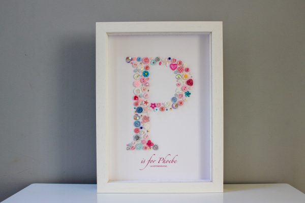 Initial Frame in Pinks