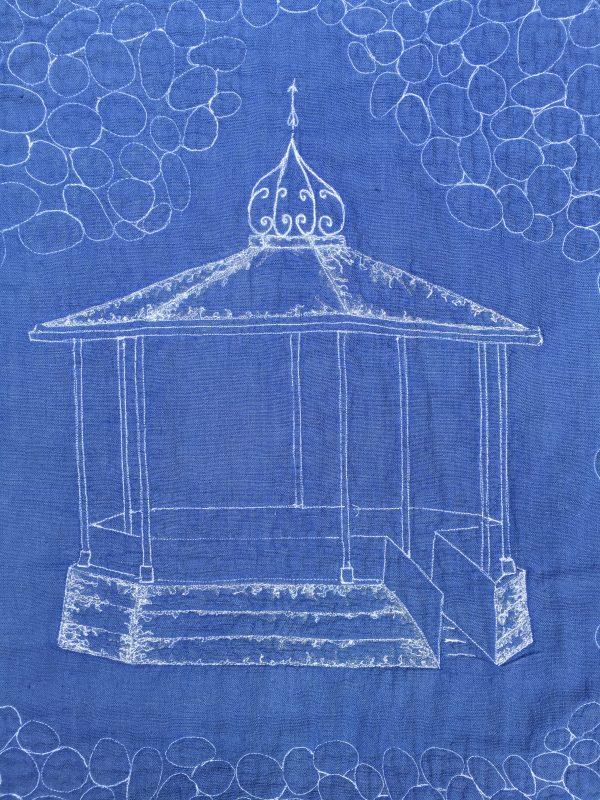 Blue Bandstand Baby Quilt / Play Mat - A42A9B5B 0A4D 4D87 9250 90EFE665BDCF 1 201 a