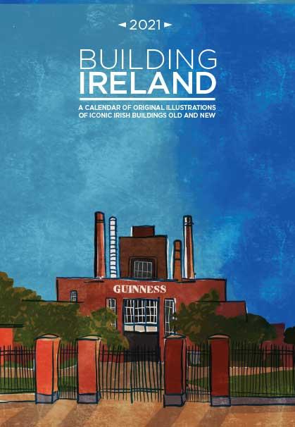 Dublin Calendar Cover