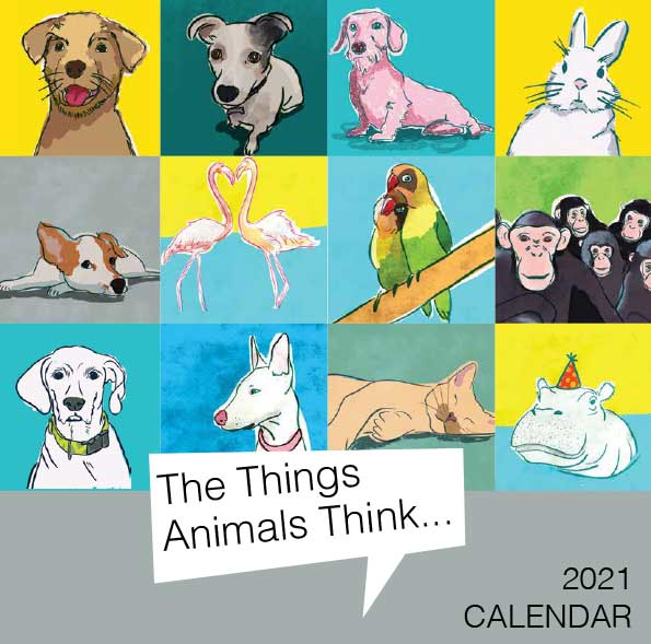 the things animals think cover