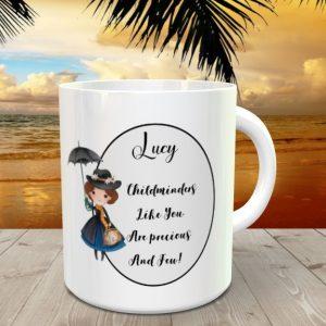Personalised Childminder Mug