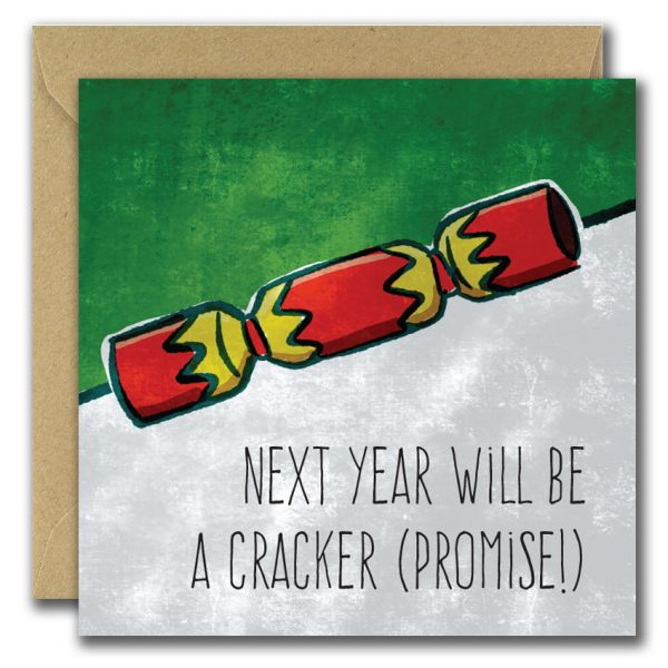 Next Year Will Be a Cracker
