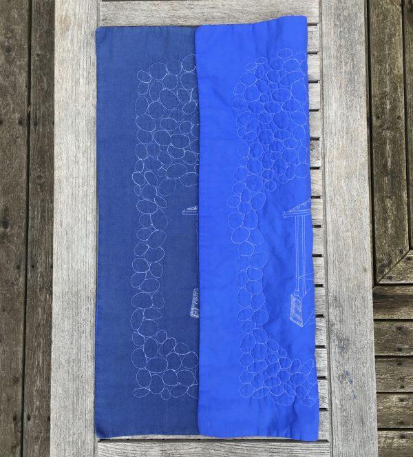 Blue Bandstand Baby Quilt / Play Mat - E3E2BCBC ABB8 43EA 916B 3E70D8E84A40 1 201 a