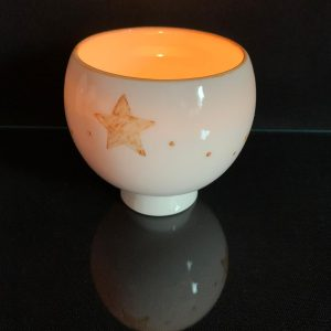 Star nightlight bowl