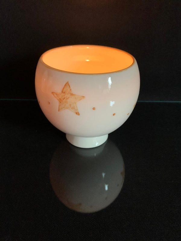Star nightlight bowl