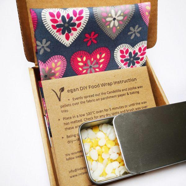 VEGAN Food Wrap DIY Mini Kit