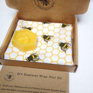 Beeswax Food Wrap DIY Mini Kit
