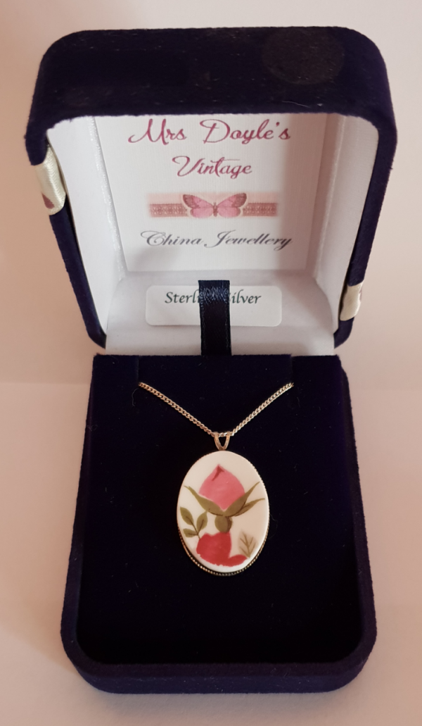 Limited Edition: Vintage China Pendant