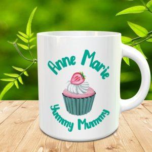 Personalised Yummy Mummy Mug
