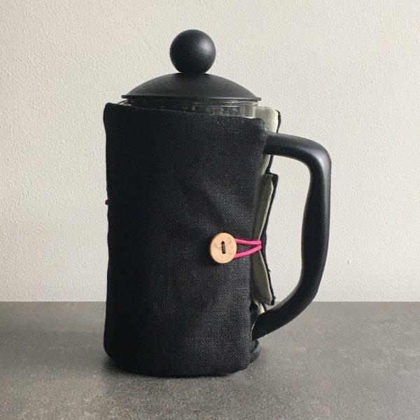 Coffee Cosy Black Small - 018BFBD1 90CB 43C1 B82A 4F897AB2B99C rotated