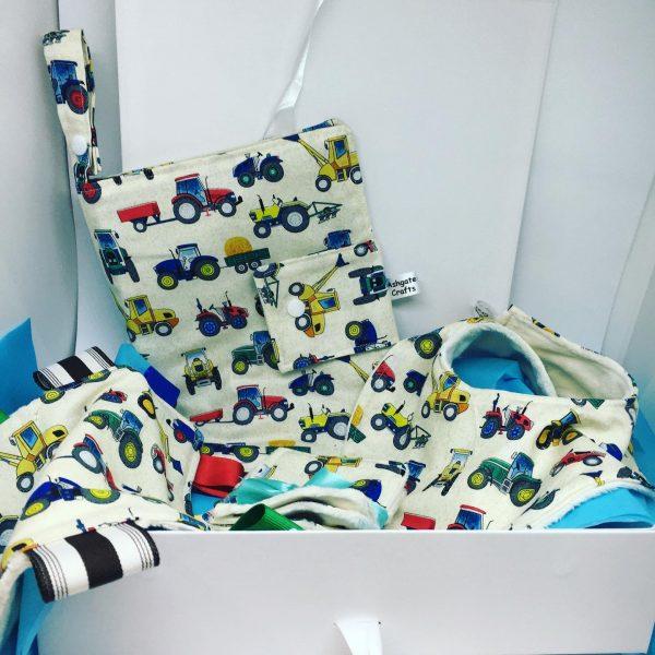 Baby Gift Set Tractor - 0BD8C600 D3F2 4404 9E90 1281AF674672