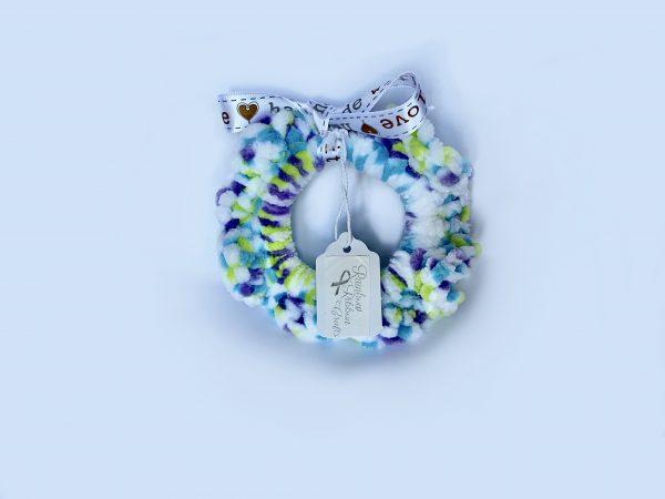 Multicoloured Crochet Scrunchies - 1599B3D3 12E5 466D A8C0 CB38E0EDAD9A 1 201 a scaled