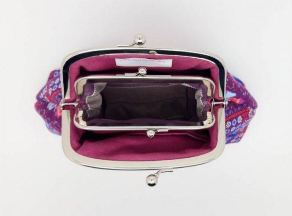 Blue & Pink Clutch Bag - 20201119 155825