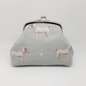 Terrier Dog Clutch Bag