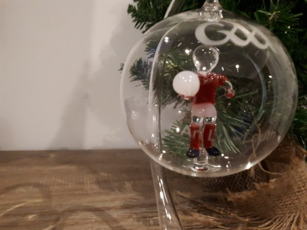 GAA County Louth Christmas Tree Decoration