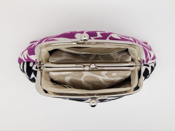 Purple & Black Clutch Bag - 20201130 224340 scaled