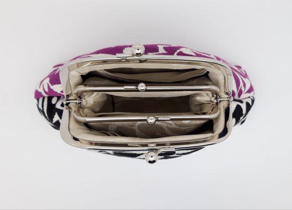 Purple & Black Clutch Bag - 20201130 224410 scaled