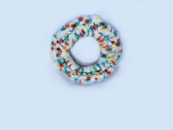 Multicoloured Crochet Scrunchies - 3AF2D96F 1855 4FB1 A253 FF4476E3D495 1 201 a scaled