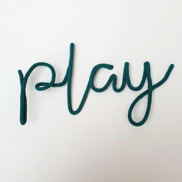 Kids Room Sign Play - 4 4