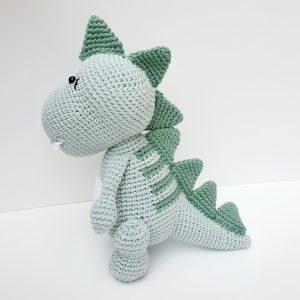 Crochet Dinosaur Rex