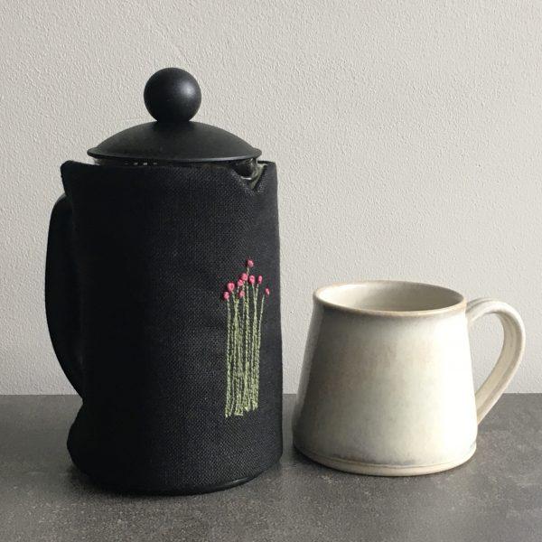 Coffee Cosy Black Small