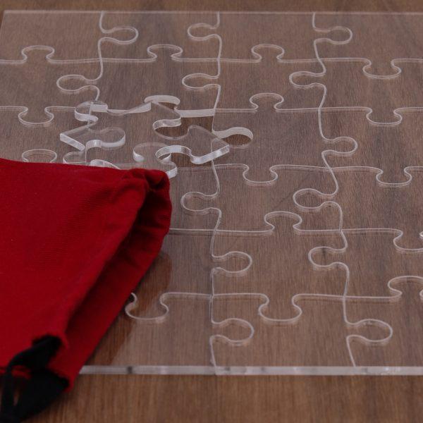 Acrylic Jigaw Puzzle