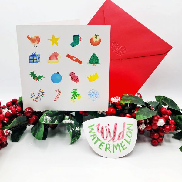 All Things Christmas Card