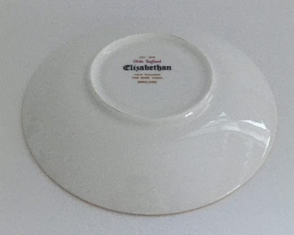Teacup Candle - Elizabethan Decorative Fine Bone China - BFF960D9 96A9 4A3B B19D F7044C2D6C7D