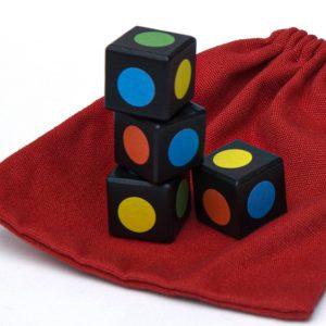 Cryptic Dice Puzzle