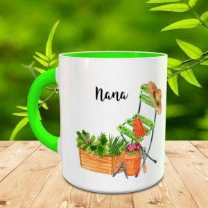 Personalised Gardening Mug