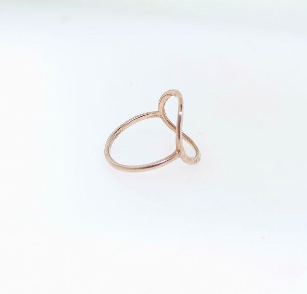 Full Circle Ring - Rose Gold Plated - IMG 20200414 162118