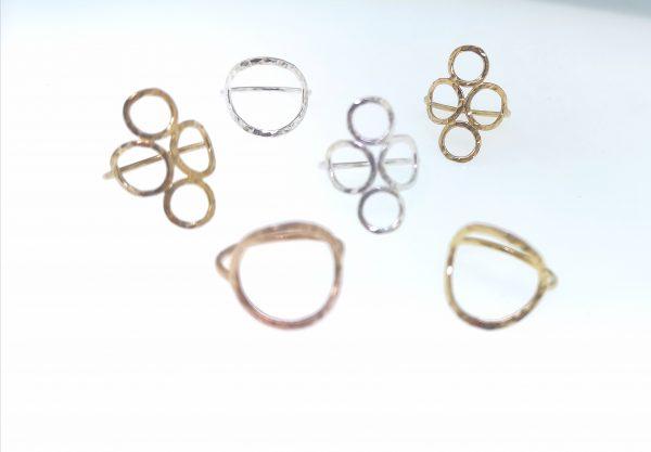 4 Circle Ring - Sterling Silver - IMG 20200415 151035