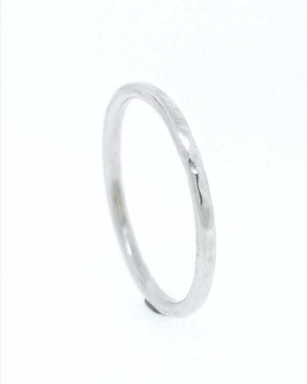 Circle Stacking Ring - Sterling Silver - IMG 20200429 100043