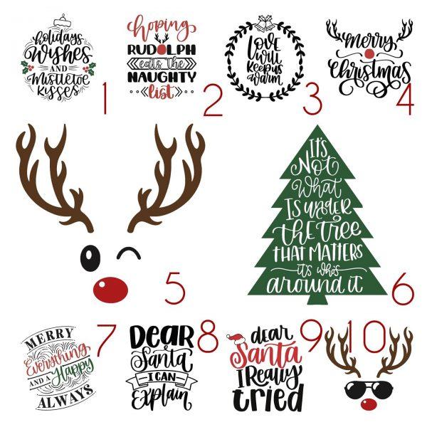 Crochet Christmas Frame Decoration - IMG 20201106 175924 763