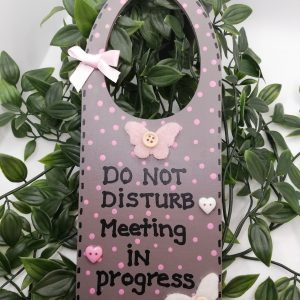 Door Hanger - Meeting