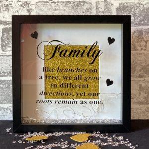 Family - Branches Framed Art