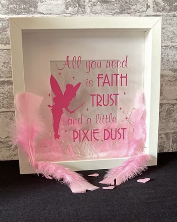 Pixie Dust Framed Art