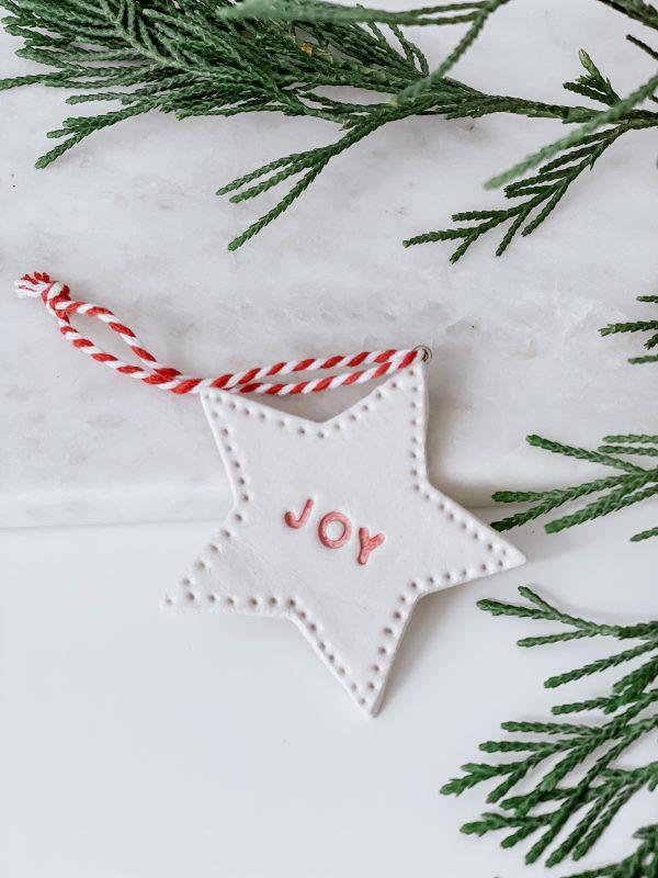 Handmade Christmas Star Decoration - IMG 6122