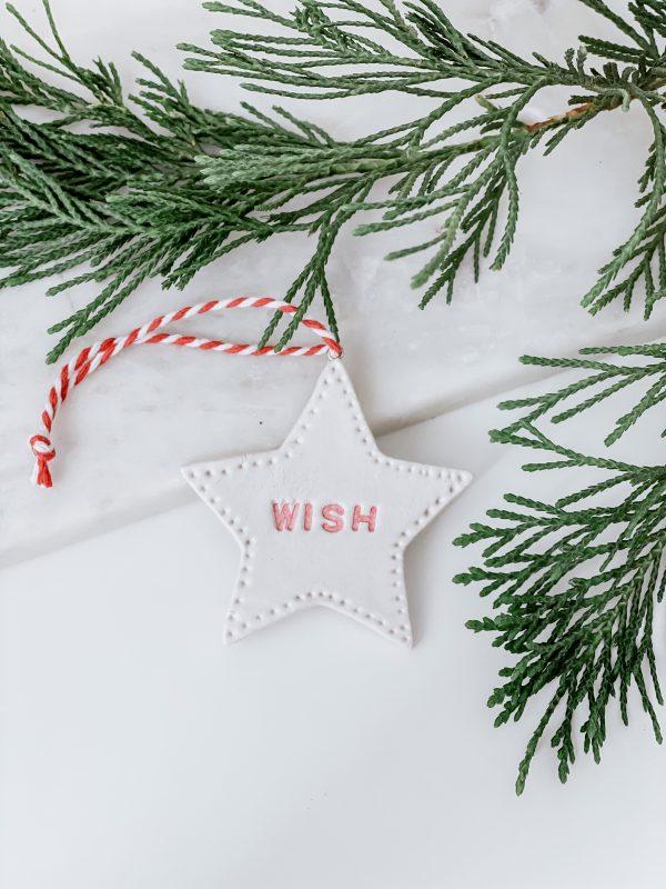 Handmade Christmas Star Decoration - IMG 6125