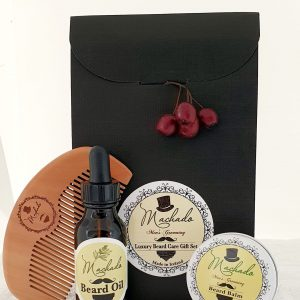 Beard Care Gift Set