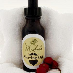 Luxury Shaving Oil Gift Set