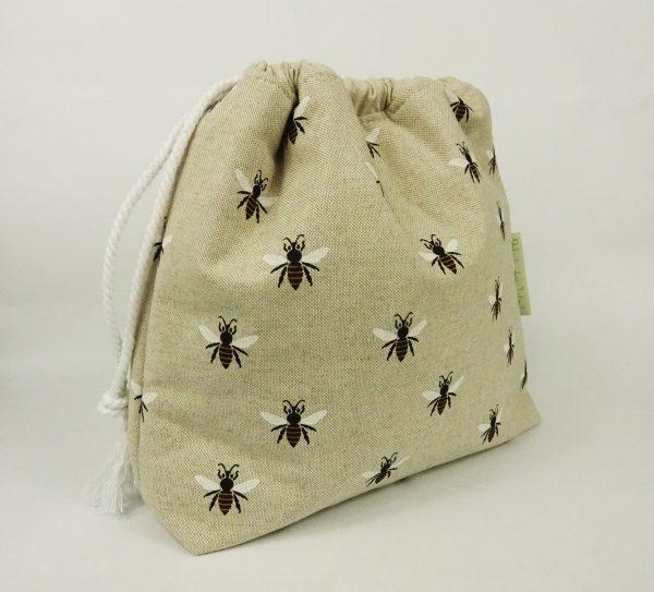 Bee Drawstring Bag - RX300032