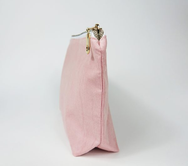 Baby Pink cord makeup bag - RX30043814 scaled