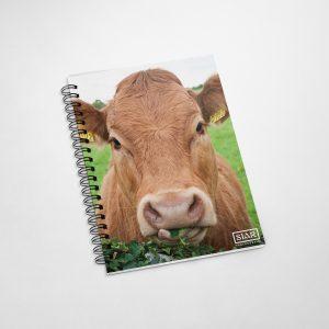 Rua The Cow A5 Notebook